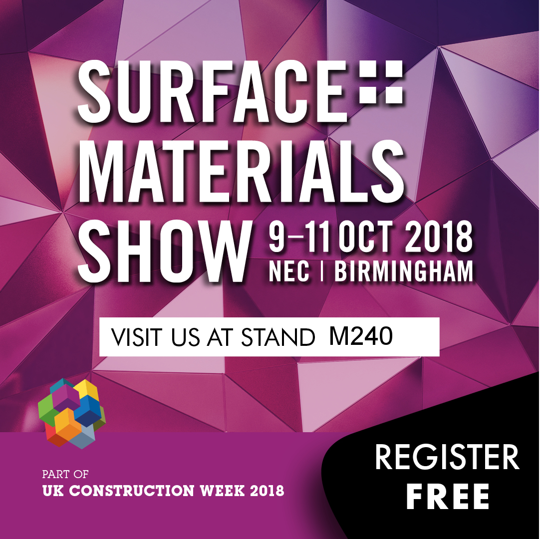 Surface Materials Show