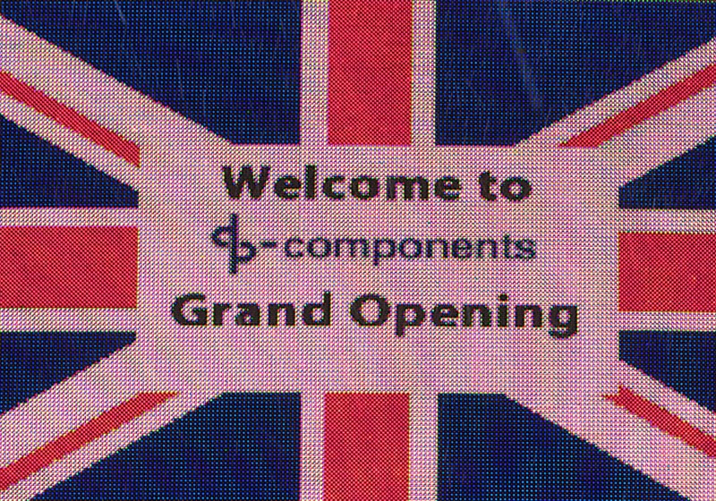 Components Factory Grand Opening